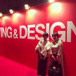 Living&Design 展で見つけたデザイン優れモノあれこれ♪